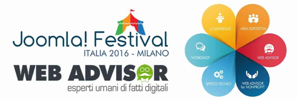 Banner del Joomla! Festival 2016